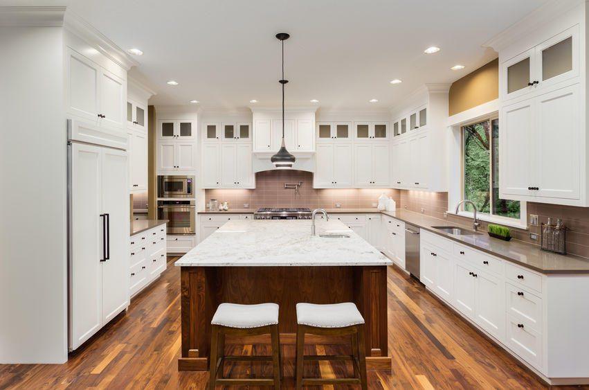 Kitchen Design Luxury Homes